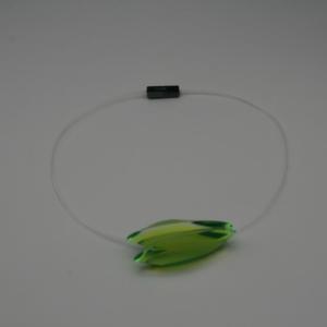 Collier en cristal acrylique