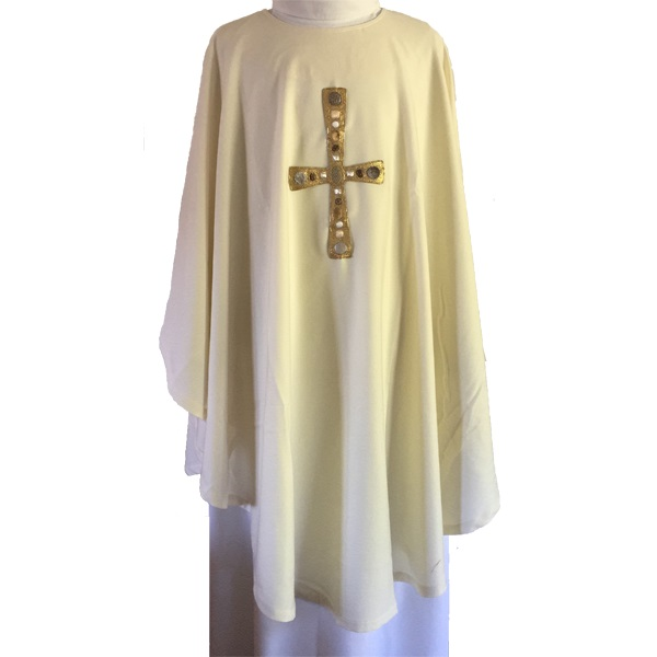 Chasuble blanche