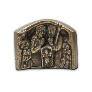 Médaillons et plaques bronze d'art