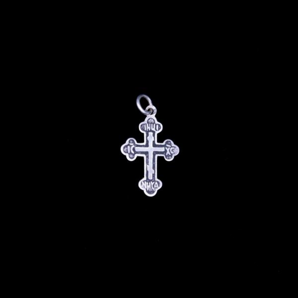 Croix en argent