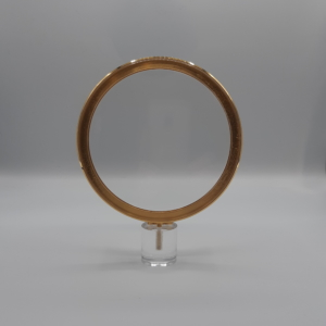 Ostensoir socle cylindrique