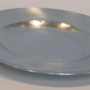 Patènes Plates lisses en laiton
