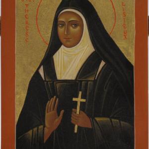Ste Thérèse de Lisieux