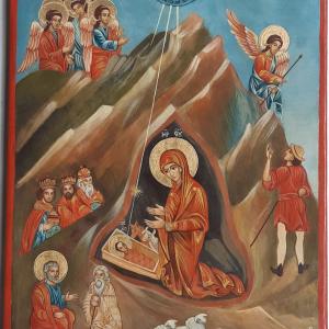 icone Nativité LK