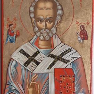 icône St Nicolas LK